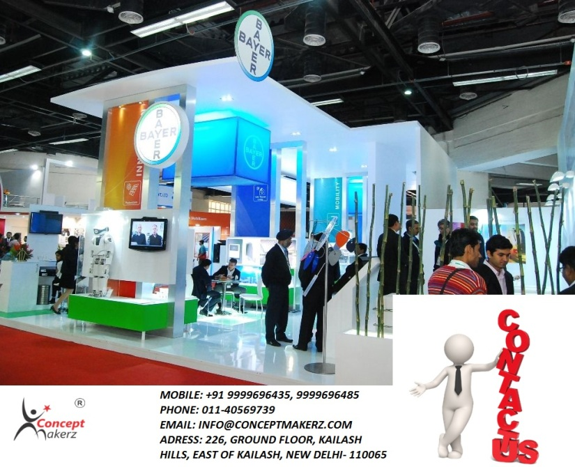 Exhibition Stall Designer - Exhibition Concept